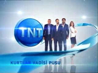 Kurtlar Vadisi Pusu-Yeni Sezon TNT Tanıtım